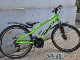 Продам Avanti Dakar  - Дніпропетровськ - Новий гірський, mtb велосипед hardtail 1700 грн.