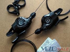 Манетки Sram X0 TRIGGER 3x10 Black пара (новые) - Кременчук - 2850 грн.