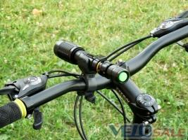 Велофонарь  фокусируемый копия TrustFire Z5 диод X - Ивано-Франковск - 320 грн.