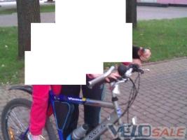 Розшук велосипеда KINETIC STORM и WINNER VIKING - Харків