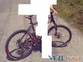 Розшук велосипеда Cube - Київ