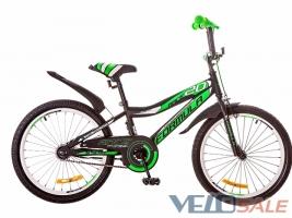 Розшук велосипеда Formula-RACE-черно салатный - Кіровоград