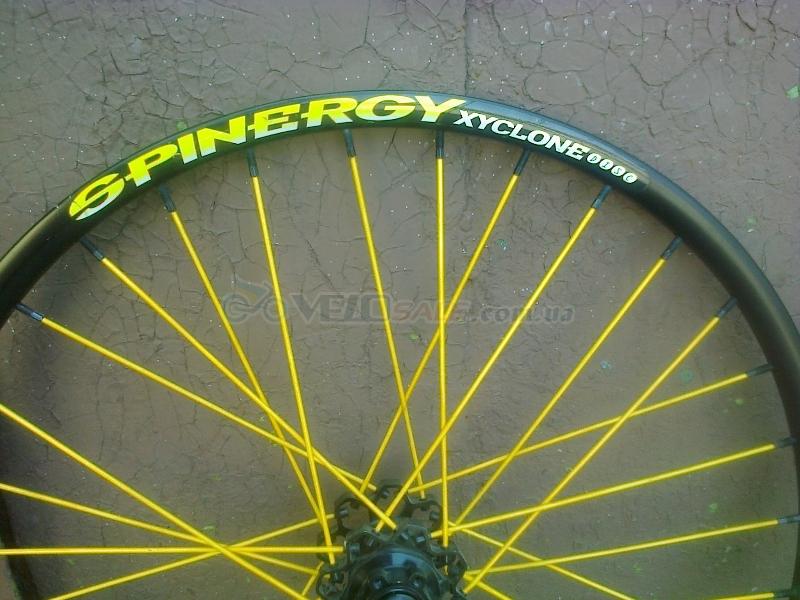 """вилсеты (колеса) Spinergy xyclon 26"""" - Луцьк - 250 дол."""