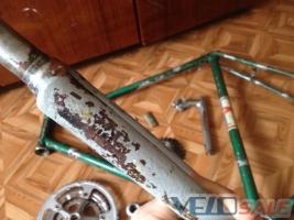 Вилка ХВЗ под восстановление  - Одеса - 350 грн.