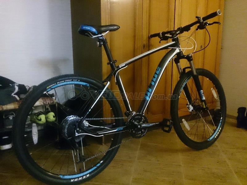 Розшук велосипеда Pride XC-650 RL - Київ