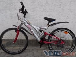 Велосипед BOCAS з Німеччини АЛЮМ.