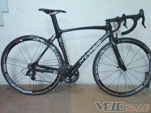 Продам шосейний велосипед PRESTIGIO   GE-1 EVO  - Луцьк - 1500 дол.