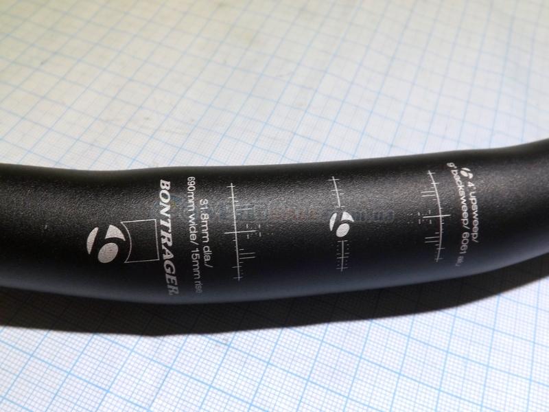 Руль Trek Bontrager 31.8mm ширина 700  Цена - 14$  - Чернігів - 397 грн.