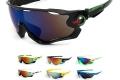 Очки спортивные, вело очки, защитные,  реплика Oakley Jawbreaker.