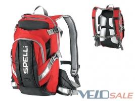 Вело рюкзак Spelli SBP-059 красный 20л.  Цена - 88 - Чернігів - 885 грн.