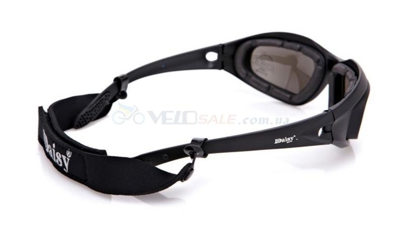 Велоочки, мотоочки, тактические очки, смен. стекла - 480 грн.