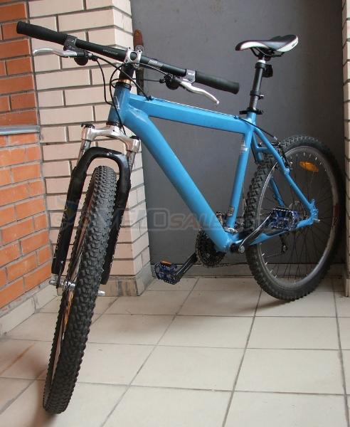MTB Alpina (локальный бренд от KELLYS) рама 19, Diore XT, Olivio - 5300 грн.
