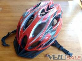 Шлем МТБ BBB BHE-32 Elbrus Red размер L 57-63 - Чернігів - 350 грн.