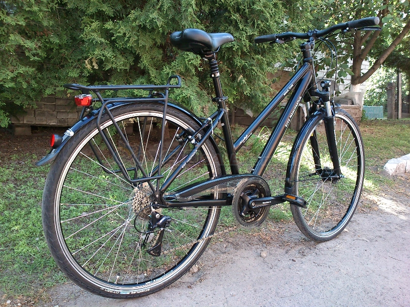 Bike Manufaktur Magic Tour (Новый немецкий велосипед 2017г.в.)