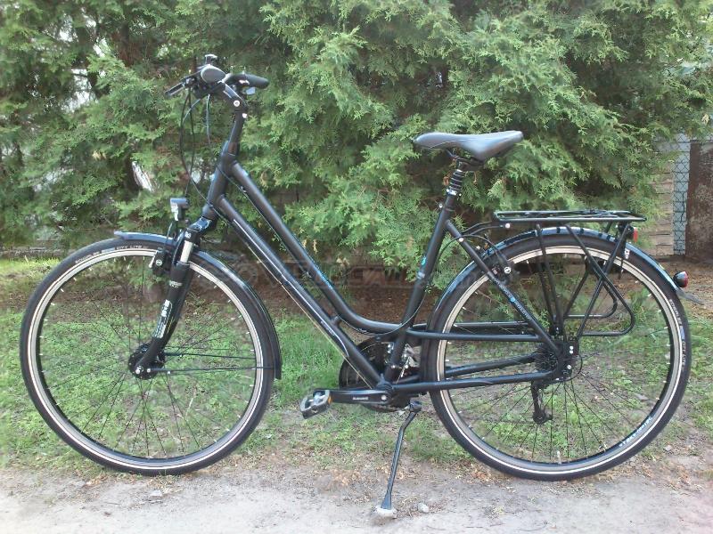 Gudereit LC-30 (Новый немецкий велосипед 2017г.в.)