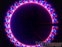 """Подсветка колес велосипеда """"Multi-Color"""""""