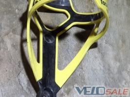 Флягодержатель TACX DEVA композитный  Цена - 235 г - Чернігів - 235 грн.