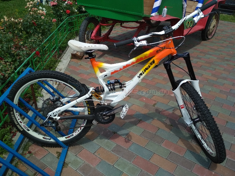 Specialized SX Trail II - Полтава - 1500 дол.