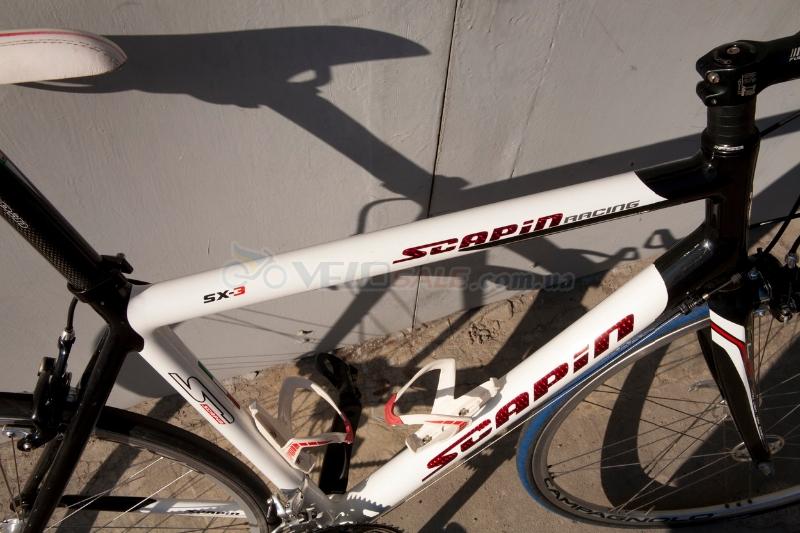 Scapin Racing SX-3 (Италия)