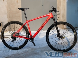 Specialized Epic Hardtail Expert Carbon World Cup 2017