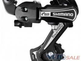 Переключатель задний Shimano Tourney RD-TY21-CP 6/ - Коростень - 148 грн.