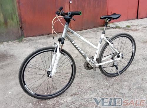 Велосипед коссовый,  Stevens 7X Cross, рама - 46 р - Киев - 4200 грн.