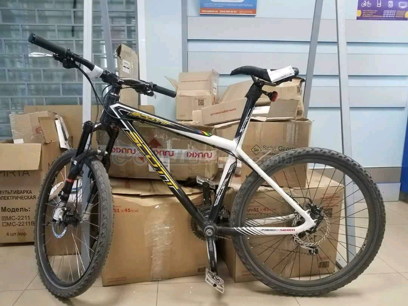 "Розыск велосипеда Scott Scale RC 26"" 09 M - Харьков"