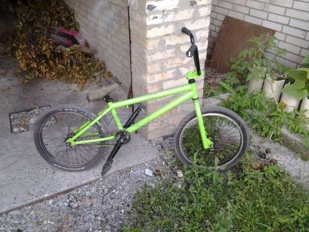 Продам Black One 2 - Вишневе - екстрім: bmx, дерт, даунхіл, тріал велосипед rigid 900 грн.