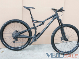Specialized Stumpjumper FSR Comp 29 (2017г) - Львов - 1670 дол.