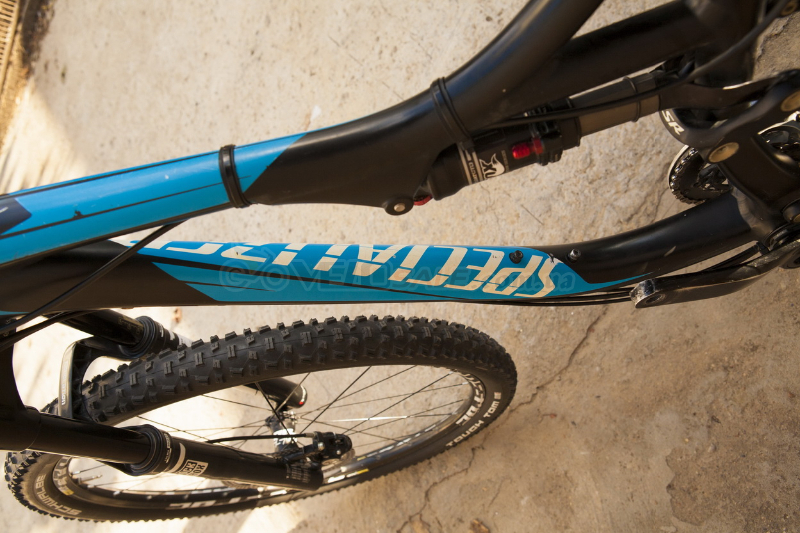 Specialized Stumpjumper FSR Comp 29 (2015г)