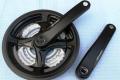 Шатуны алюминий Prowheel TY-CN99 с защитой 48_38_ - Чернігів - 385 грн.