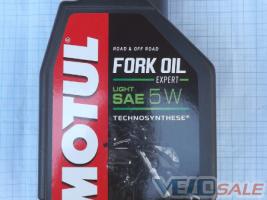 Масло для вилок Motul Fork Oil Expert 5W-1литр  Са - Чернігів - 335 грн.