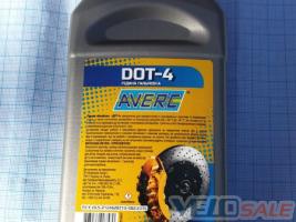 Тормозная жидкость DOT-4 Averc -0.45кг  HTTPS://VE - Чернігів - 69 грн.
