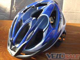 Шлем сине-белый Sportivo Biker размер 49-54  HTTPS - Чернігів - 250 грн.