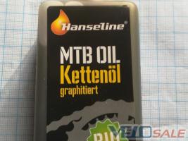 Смазка для цепи Hanseline BIO-MTB-Oil 125ml (графи - Чернігів - 105 грн.