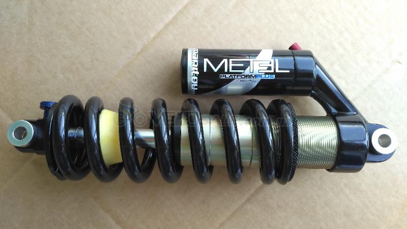 Амортизатор Manitou Metel RP (215x63mm) - Комсомольск - 2500 грн.