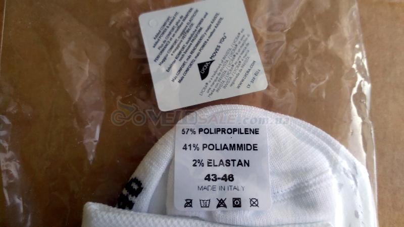 Велосипедные носки (43-46р), новые - Комсомольск - 200 грн.
