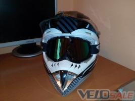Продам Monster Energy - Івано-Франківськ - шолом для велосипеда 800 грн.