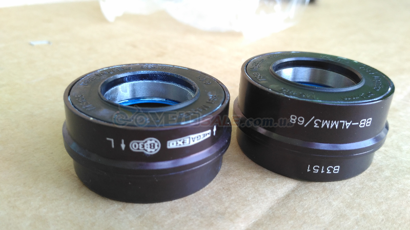 Каретка FSA BB-CFMM3/68 (24мм, 42мм) - Комсомольск - 700 грн.