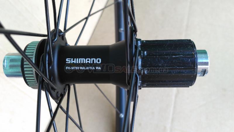 Колеса 29'' MAVIC XM 319 + Shimano XT M788 CL (15x - Комсомольск - 4500 грн.