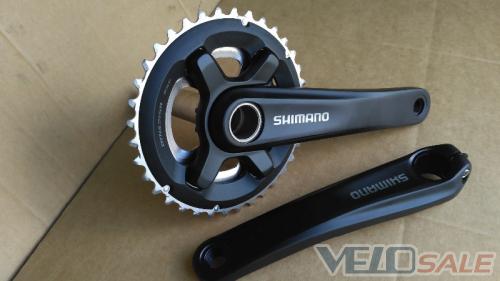 Система Shimano FC-MT700 2x11 (26/36T) - Комсомольск - 2700 грн.