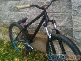Продам NS Bikes Ns Capital and Argyle 318 - Рівне - екстрім: bmx, дерт, даунхіл, тріал велосипед hardtail 4000 грн.