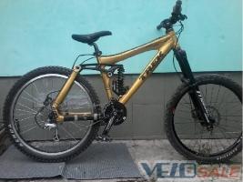 Продам Trek session 77 - Сімферополь - екстрім: bmx, дерт, даунхіл, тріал велосипед двопідвіс 1300 дол.