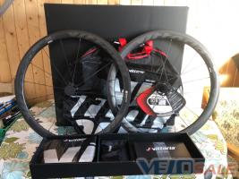 Гоночные фулкарбоновые колеса Vittoria Qurano Grap - Львов - 590 дол.