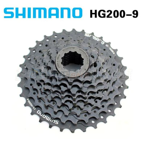 Кассета 9 звезд Shimano CS-HG200-9 набор 11-36T  С - Чернігів - 395 грн.