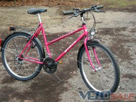 "Велосипед BIRIA made in Germany колеса 26"" повне Т/О, дуже добрий стан дамка женский жіночий"