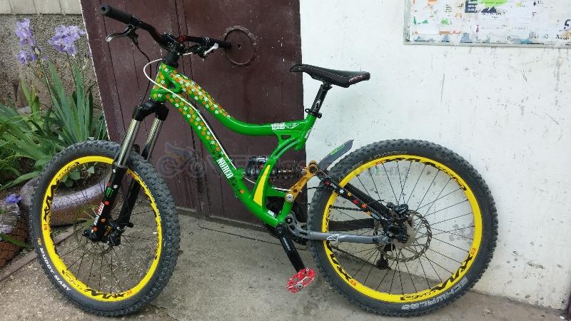 Продам Norco Shore park edition - Сімферополь - екстрім: bmx, дерт, даунхіл, тріал велосипед двопідвіс 7000 грн.