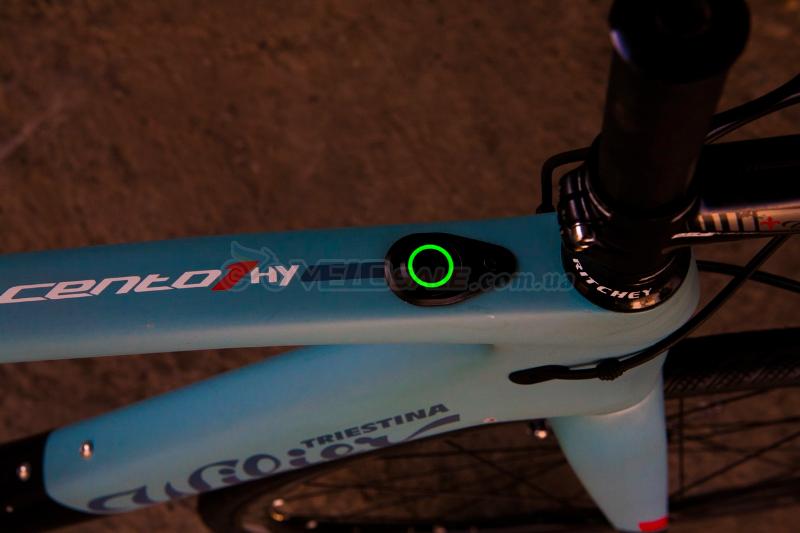 Cento1 Hybrid (Италия) Электро. Новый