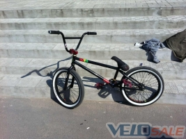 Продам WZA - Чернігів - екстрім: bmx, дерт, даунхіл, тріал велосипед rigid 6900 грн.