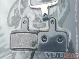 Дисковые тормозные колодки полу-метал DS-01 для Sh - Чернігів - 65 грн.